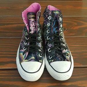 """Converse """"Chalkboard"""" sneakers"""